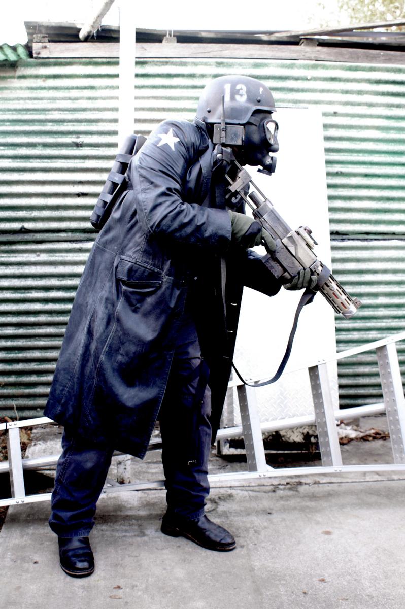 NCR Ranger side