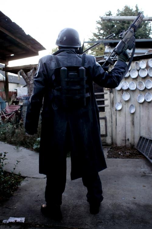 NCR Ranger back